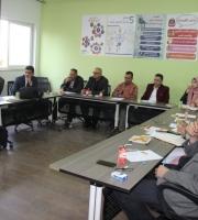 Palestine Polytechnic University (PPU) - ورشات تدريبية حول نظام رصد العلامات