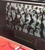 Palestine Polytechnic University (PPU) - المشاركة في لجان حفل تخريج الفوج السابع والثلاثون