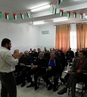 Palestine Polytechnic University (PPU) - ورشة عمل حول النظام الالكتروني للاعتماد الاكاديمي ABET