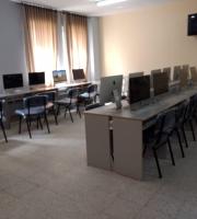 Palestine Polytechnic University (PPU) - تأسيس شبكة لمختبر الوسائط المتعددة في كلية العلوم الادارية