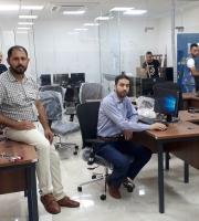 Palestine Polytechnic University (PPU) - تأسيس شبكة لمختبر وحدة هندسة البرمجيات في كلية تكنولوجيا المعلومات