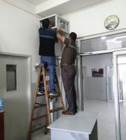 Palestine Polytechnic University (PPU) - تحديث شبكة  الحاسوب ي مبنى B