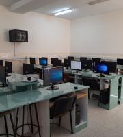 Palestine Polytechnic University (PPU) - تاسيس شبكة حاسوب لمختبري المساحة وال GIS في كلية الهندسة